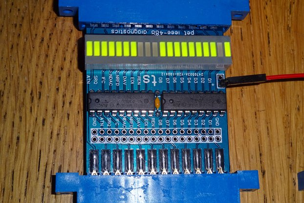 PET IEEE-488 Diagnostics