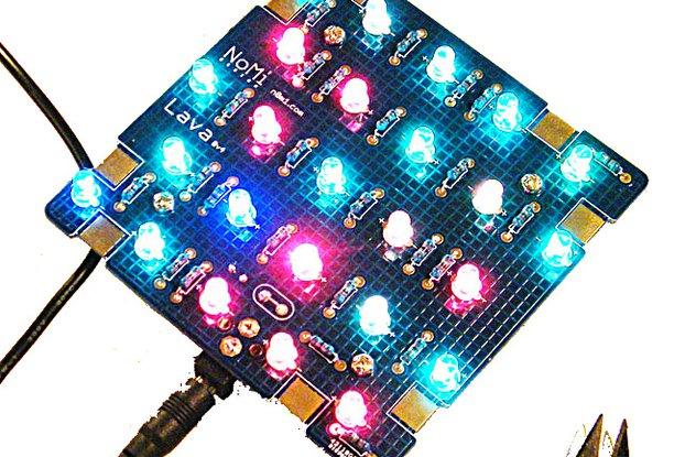 Lava Rainbow LED Kit