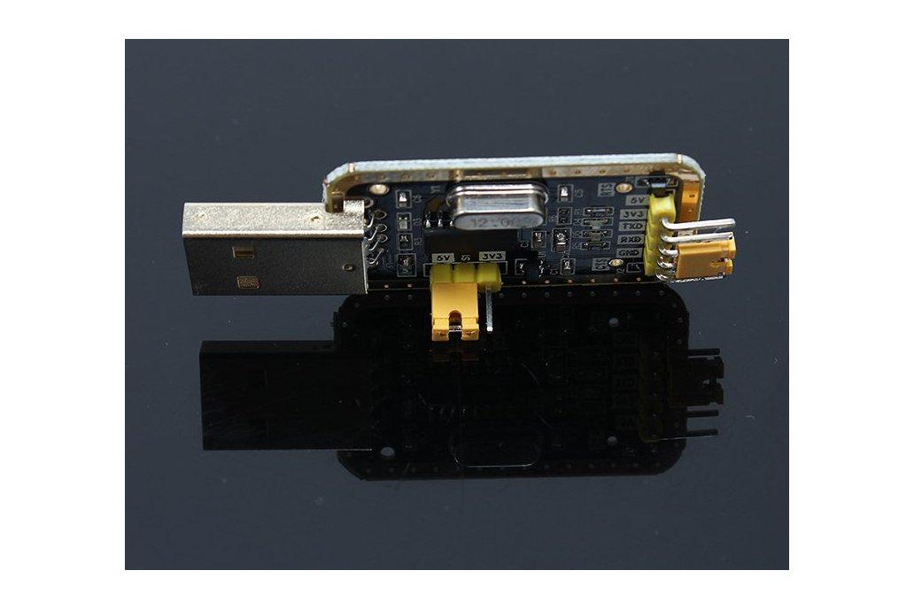 USB to TTL Module UART Port Programmer(8866) 3