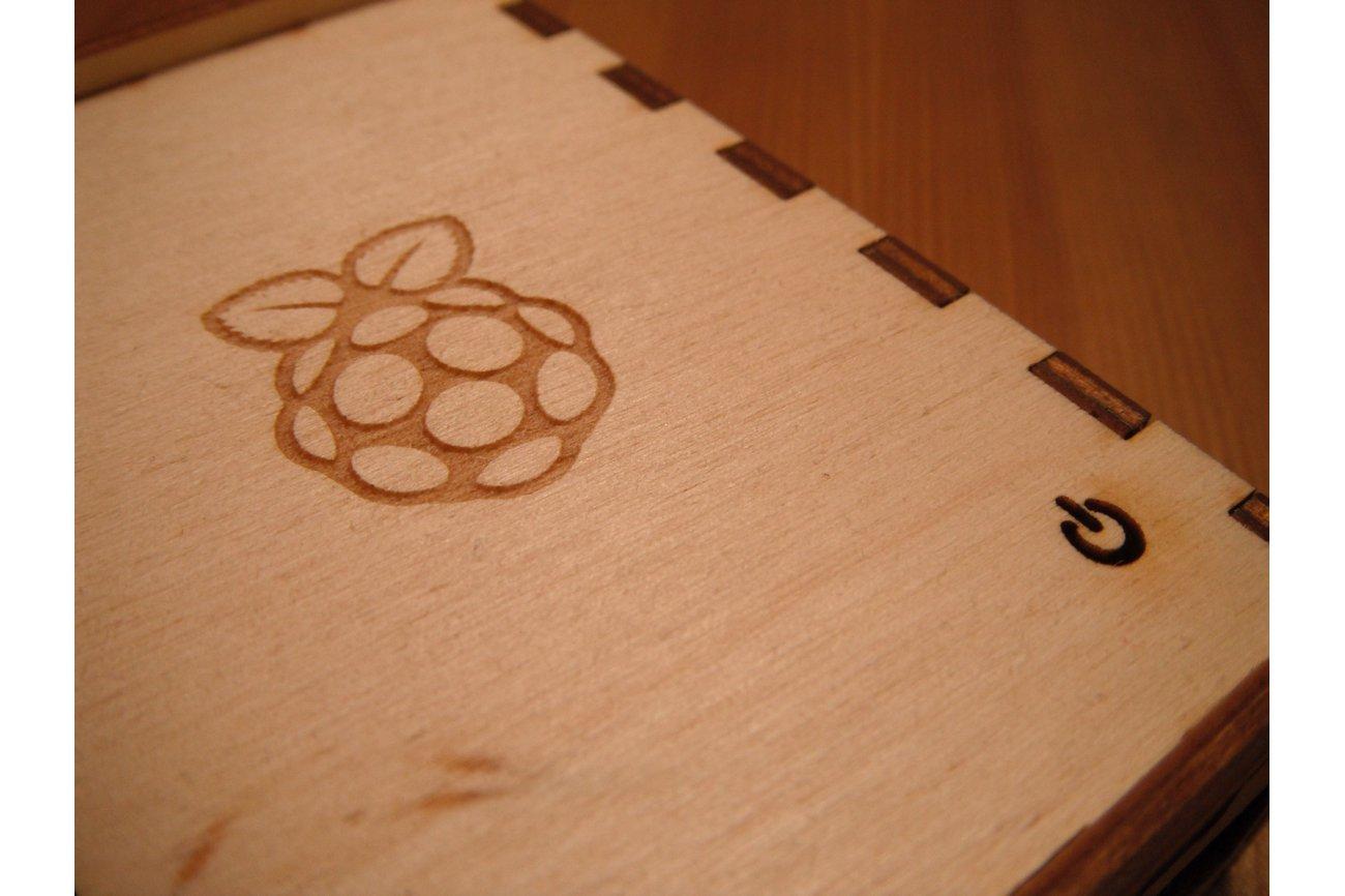 BRAMBLE Pi - Raspberry Pi case