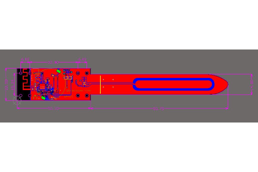 APlant Soil Moisture with BLE Sensor 4