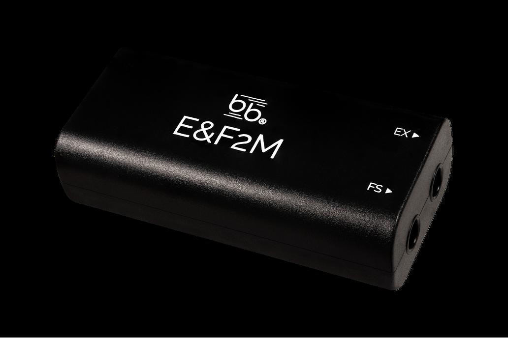 Dual MIDI USB adapter - E&F2M 1