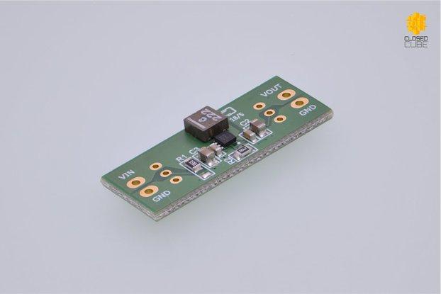 MAX17225 Ultra-Low NanoPower 3.3V Boost Converter