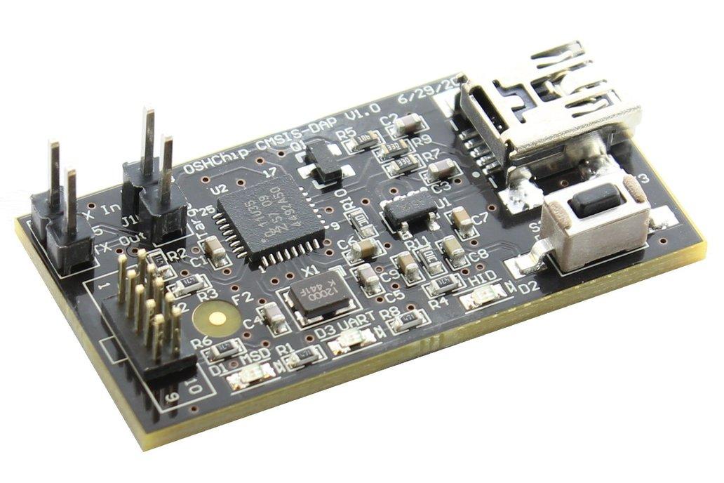OSHChip CMSIS-DAP V1.0  SWD Programmer and more 1