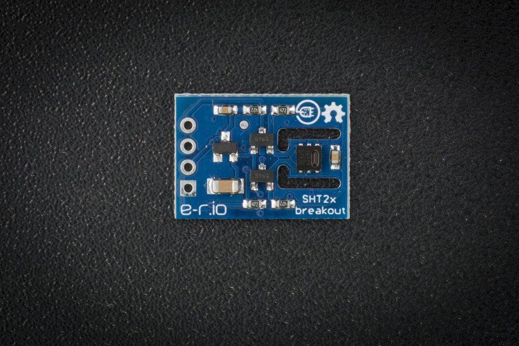 SHT21, Industrial Temperature & Humidity sensor 1