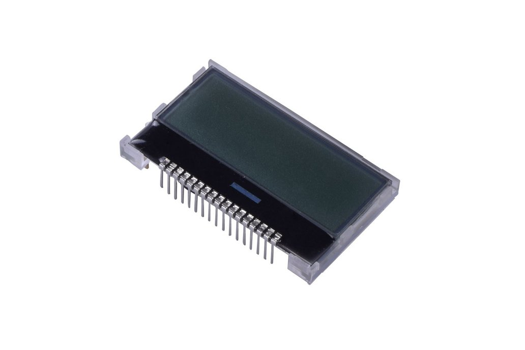 128x32 COG Graphic LCD - SPI 1