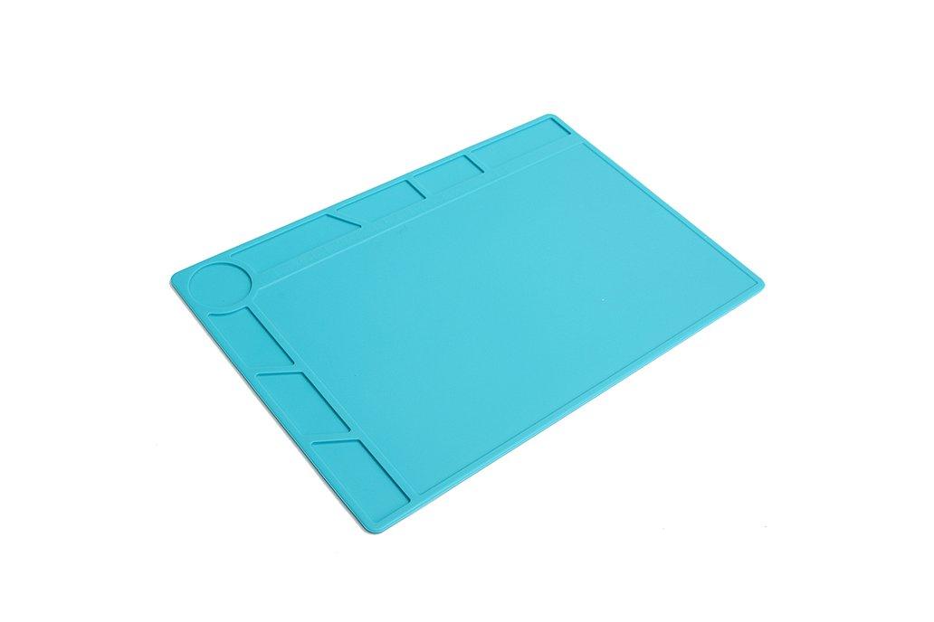 DANIU 34x23cm Heat Resistant Silicone Pad Desk 5