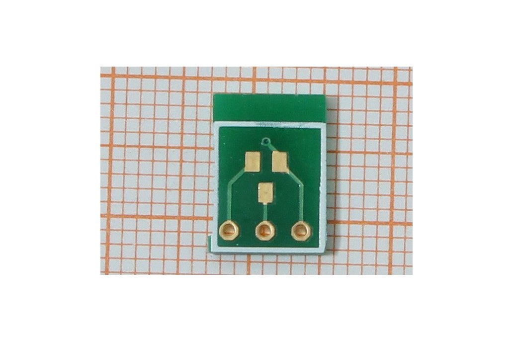 SMD Adapter SOT23, SOT323 or SC75 1
