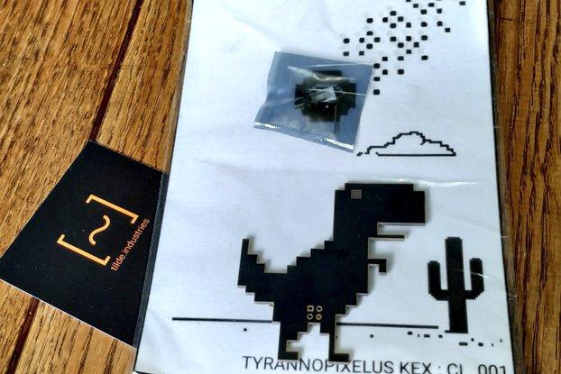 Tyrannopixelus Kex SAO Kit