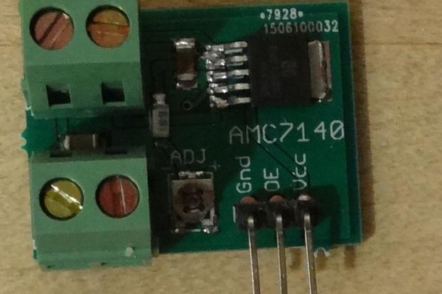 AMC7140 Breakout (assembled)