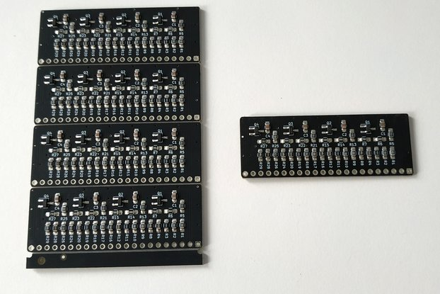 "Replacement ""Vidiot"" board for Amiga Computers"