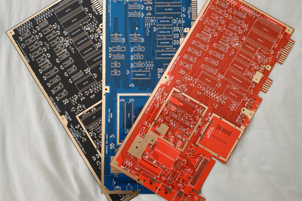 """SixtyClone"" Commodore 64 Replica PCBs"