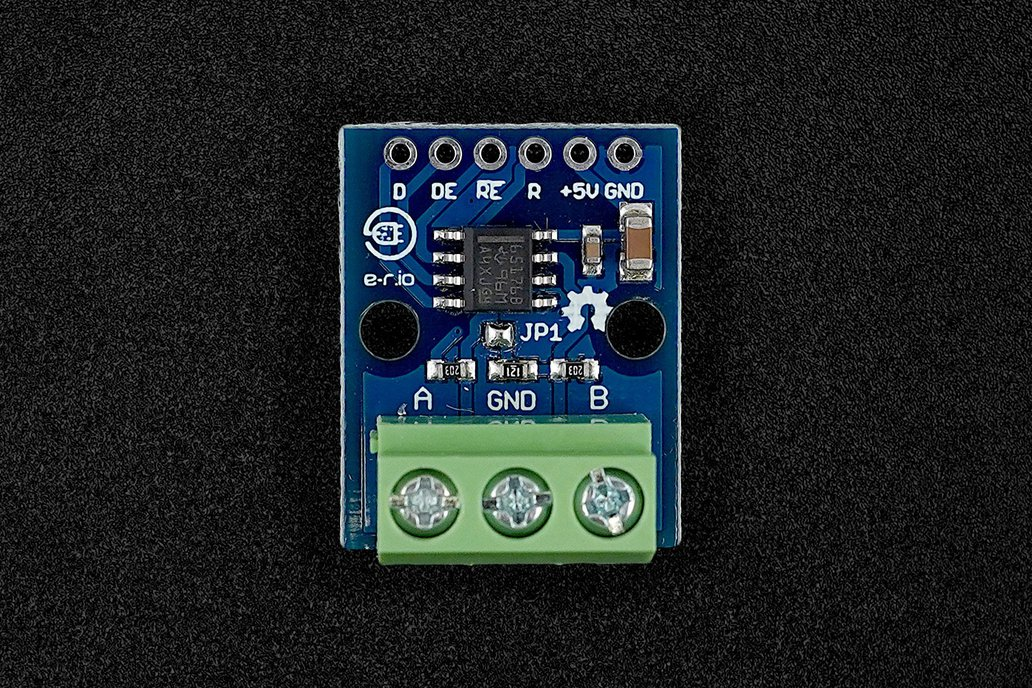 RS-485 communication module (made by er.io) 1
