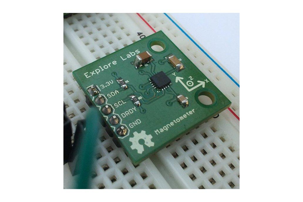 HMC5883L 3-Axis Magnetometer Breakout Board 1