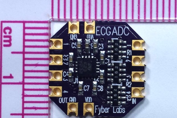 ECG ADC Flex Module