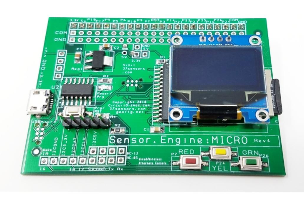 Sensor.Engine:MICRO Sensor interface/control 1