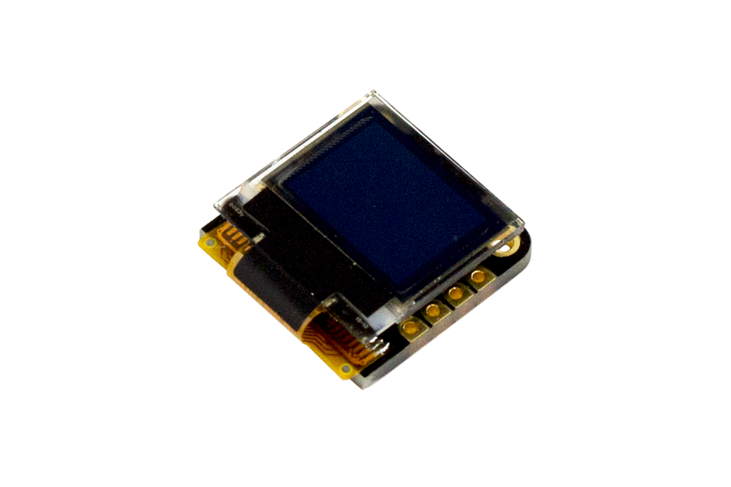 OLED - Tiny OLED Screen for neoPLC and Arduino 1
