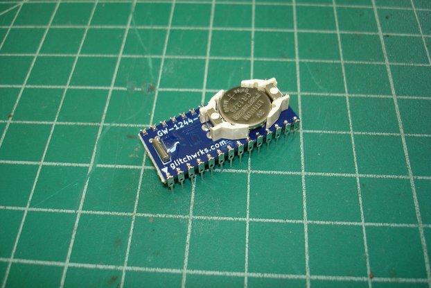 Glitch Works GW-1244-1 Dallas DS1244Y Replacement