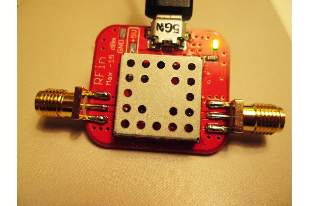 Pre-filtered GPS L1 LNA Ultra Low Noise Amplifier 1