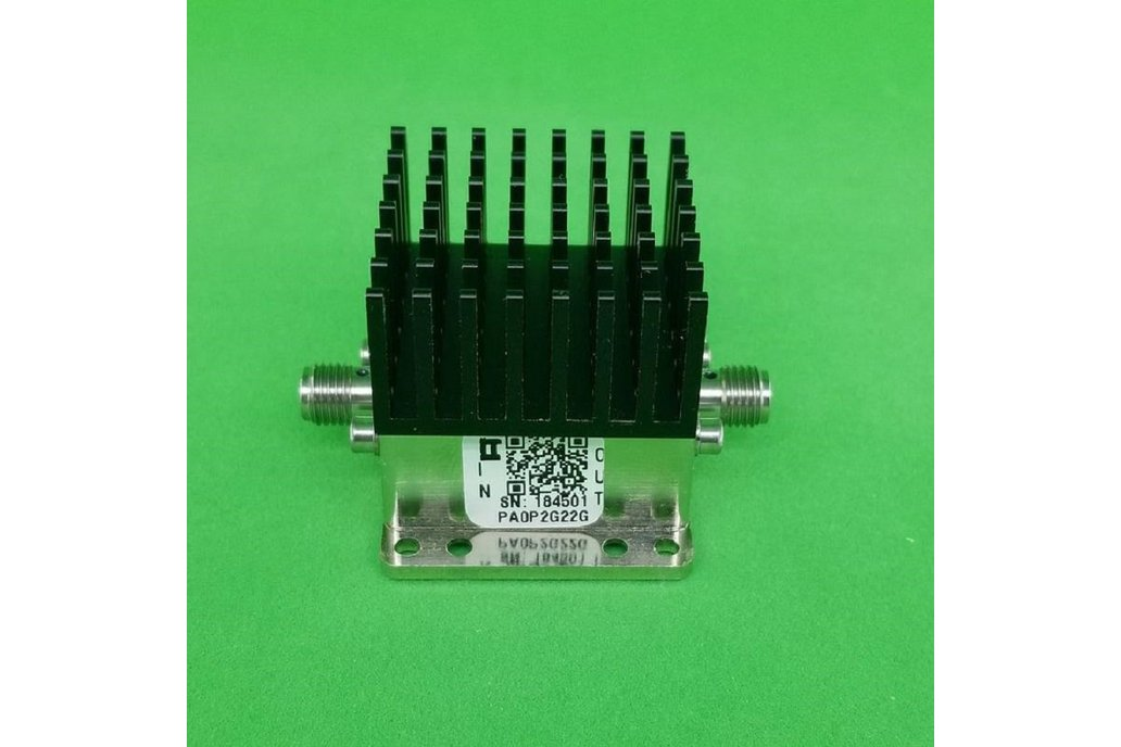 POWER AMPLIFIER 3DB NF 0.2 GHZ TO 22GHZ 12DB GAIN 1