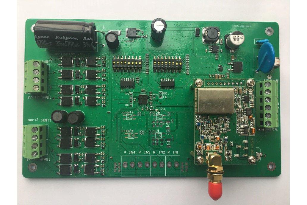 Wireless Irrigation System 5