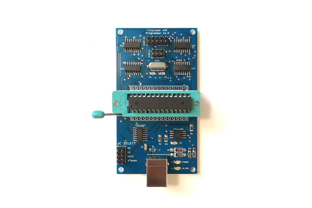 TinyLoadr AVR Programmer 1