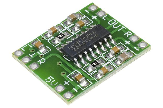 PAM8403 Mini Digital Amplifier Board