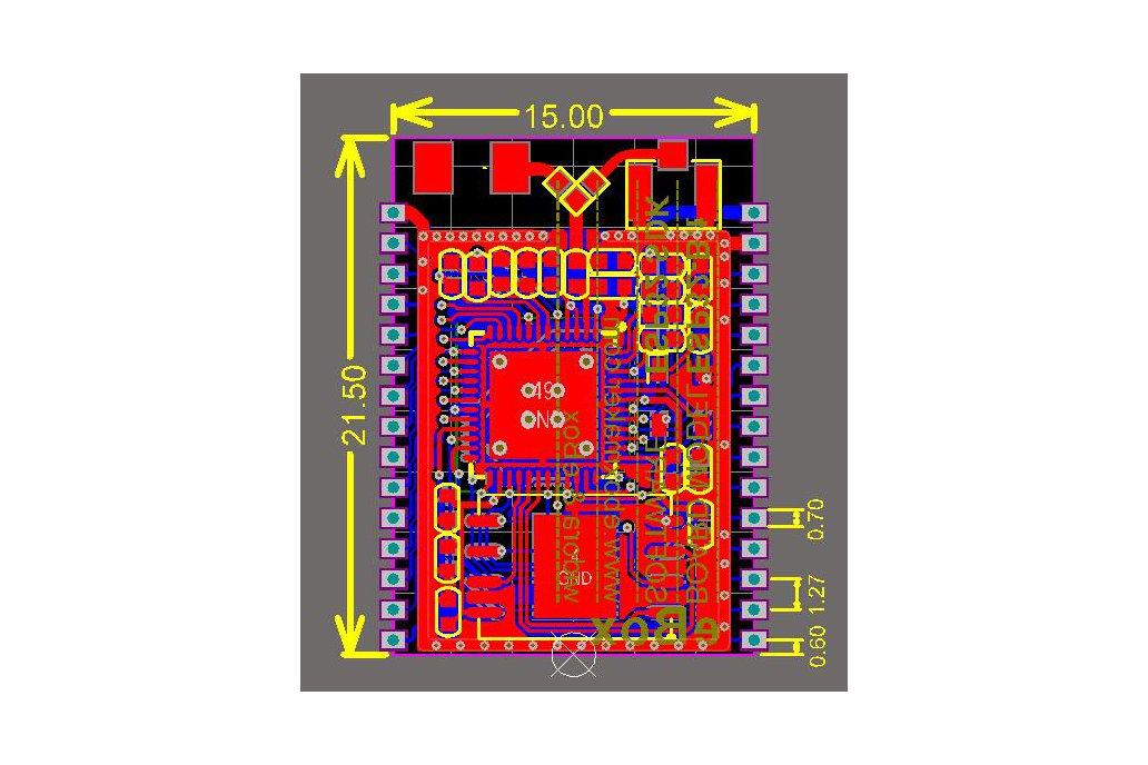 ESP32-T WiFi IOT ESP32 Module Suit(11051) 3