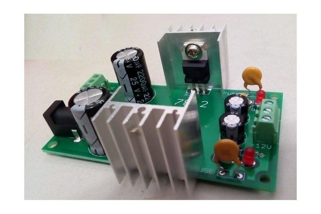 EuroRack Power  + Dual Power Supply + AC adapter 5