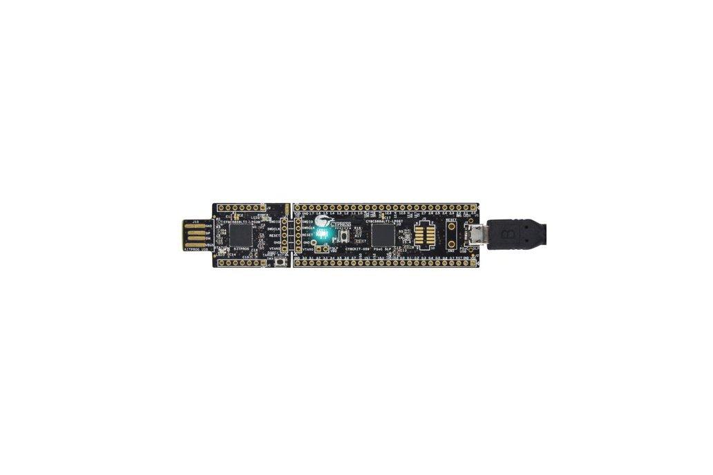 CY8CKIT-059 PSoC® 5LP Prototyping Kit 1