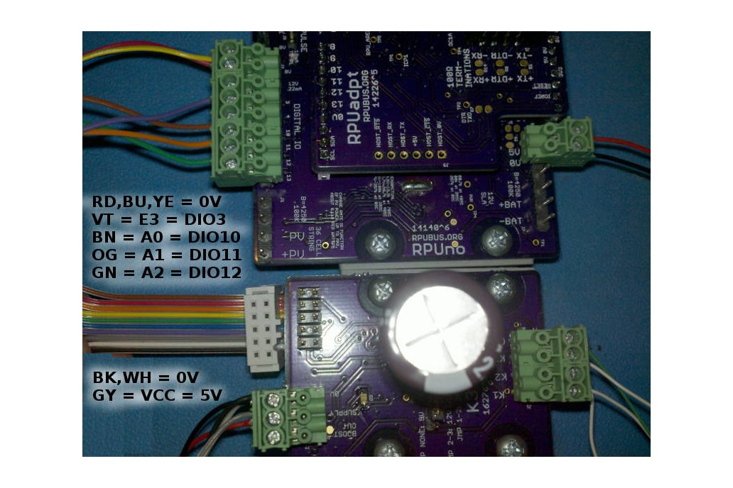 K3 - a latching solenoid driver board 2