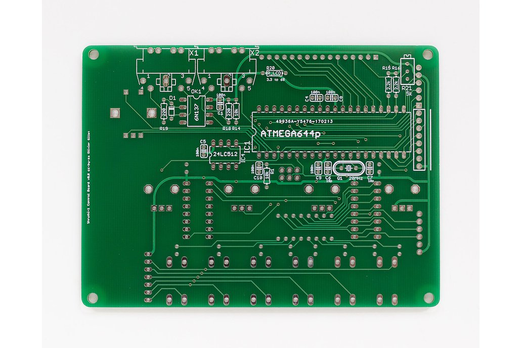 Shruthi Digital Control Board PCB 2