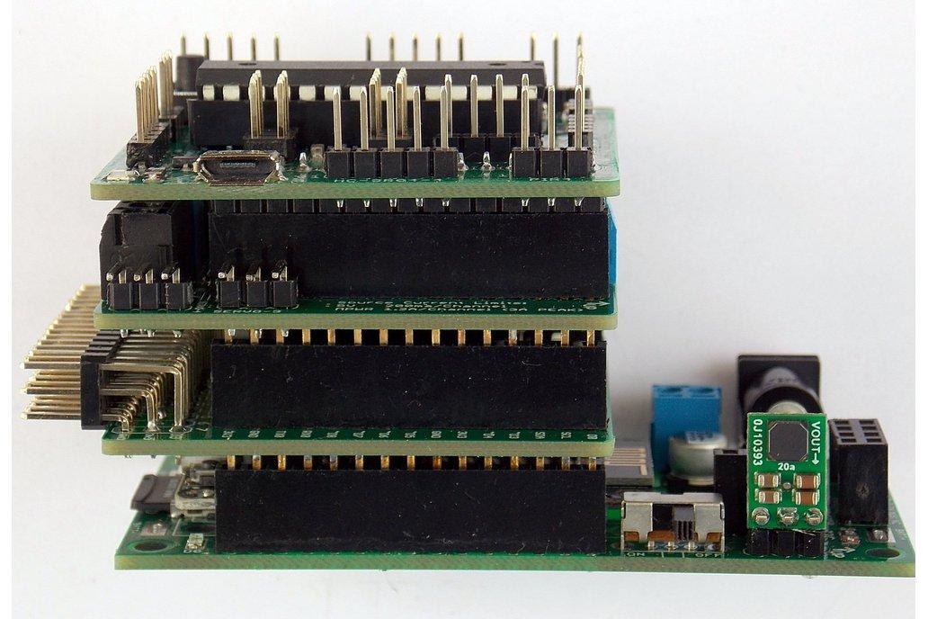 ESP8266 Wireless Dev System - Non-Battery Version 4