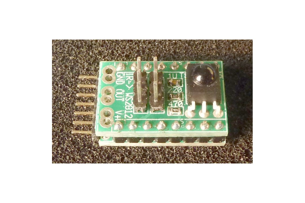 Micro Launchpad for MSP430G2553
