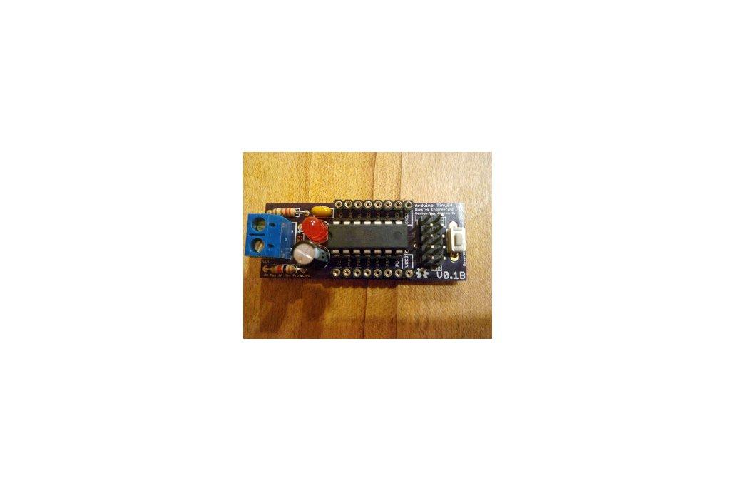 ArduinoTiny 84 kit 2
