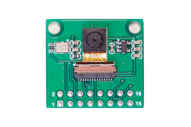 HM01B0 QVGA SPI Camera Module for RPi Pico