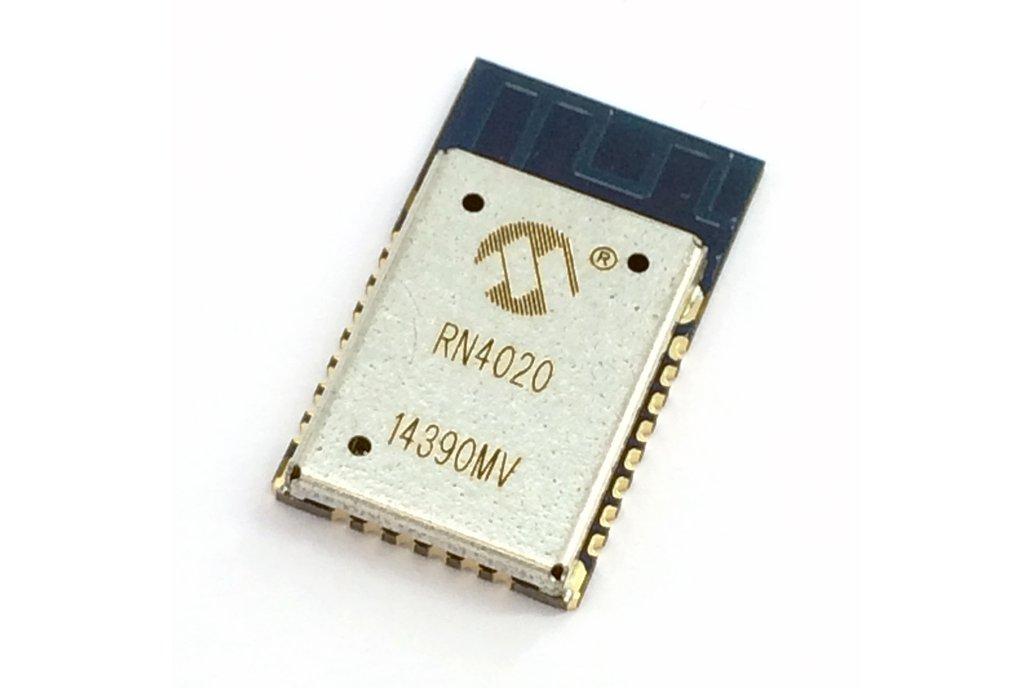 Microchip RN4020-V/RM Bluetooth 4.1 Module 3