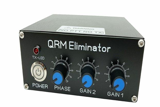 2021 new upgrade QRM Eliminator X Phase (1-30 MHz)