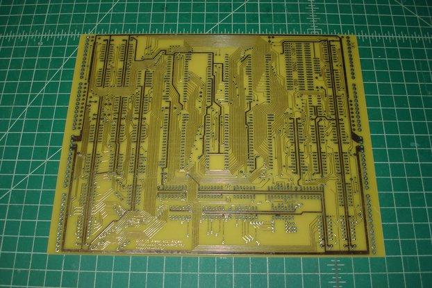 Reproduction OSI 560Z Processor Lab Board