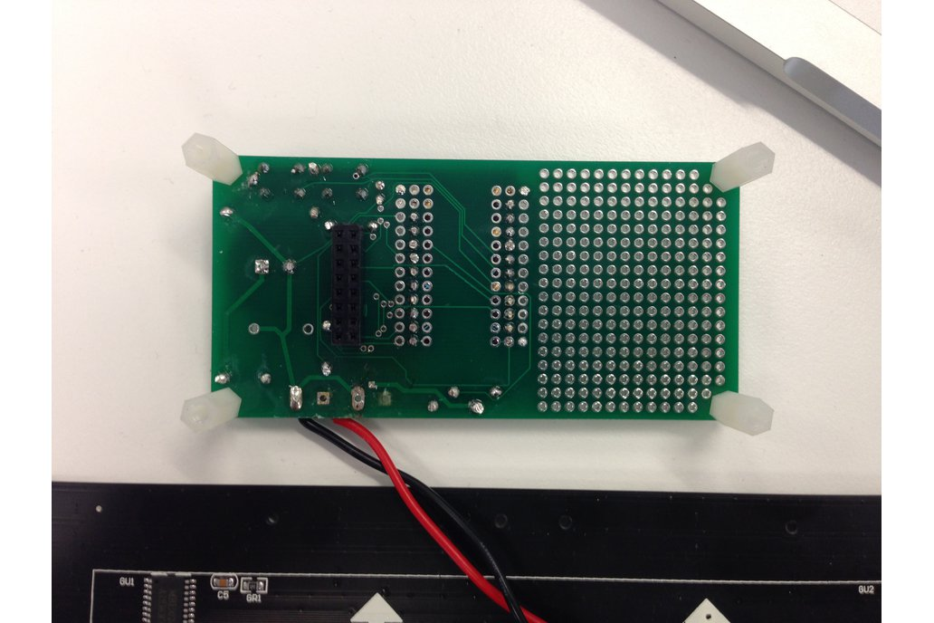 IoT LED display QUICKLY 7