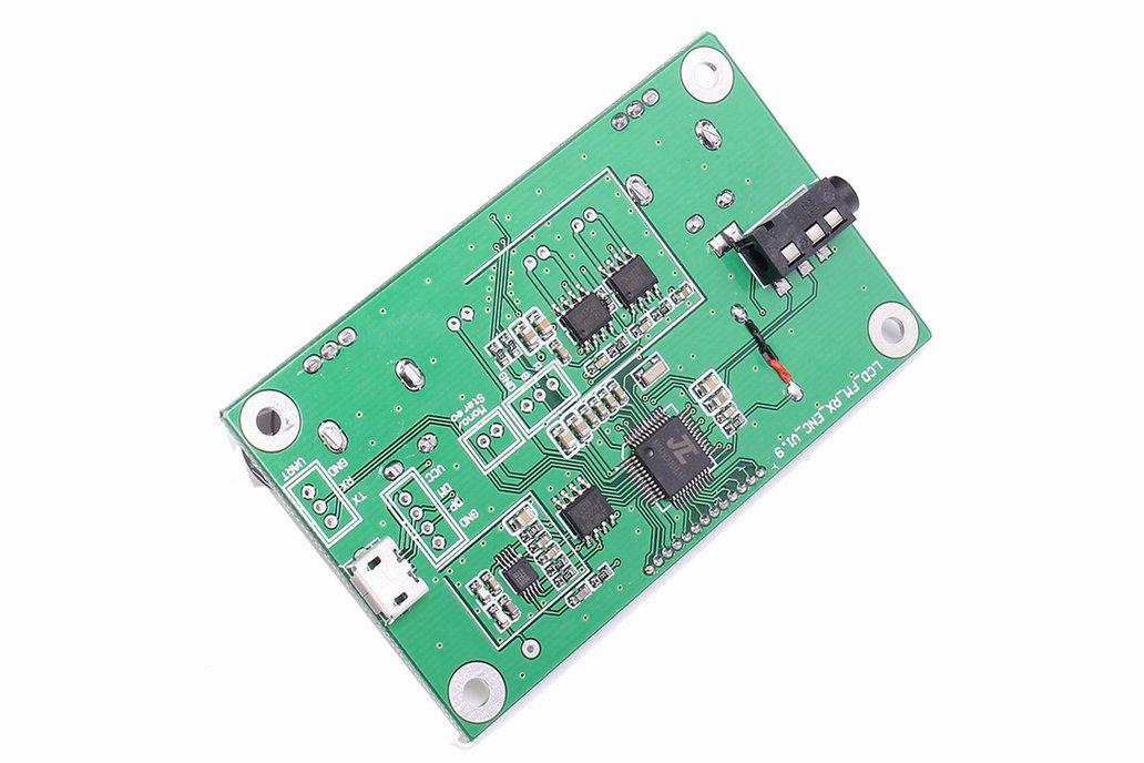 LCD Digital FM Stereo Radio Receiver Module(10545) 5
