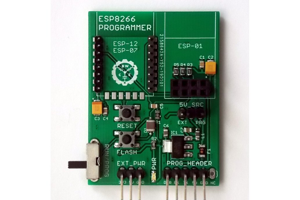 ESP8266 Programmer with USB-Serial Adapter 1
