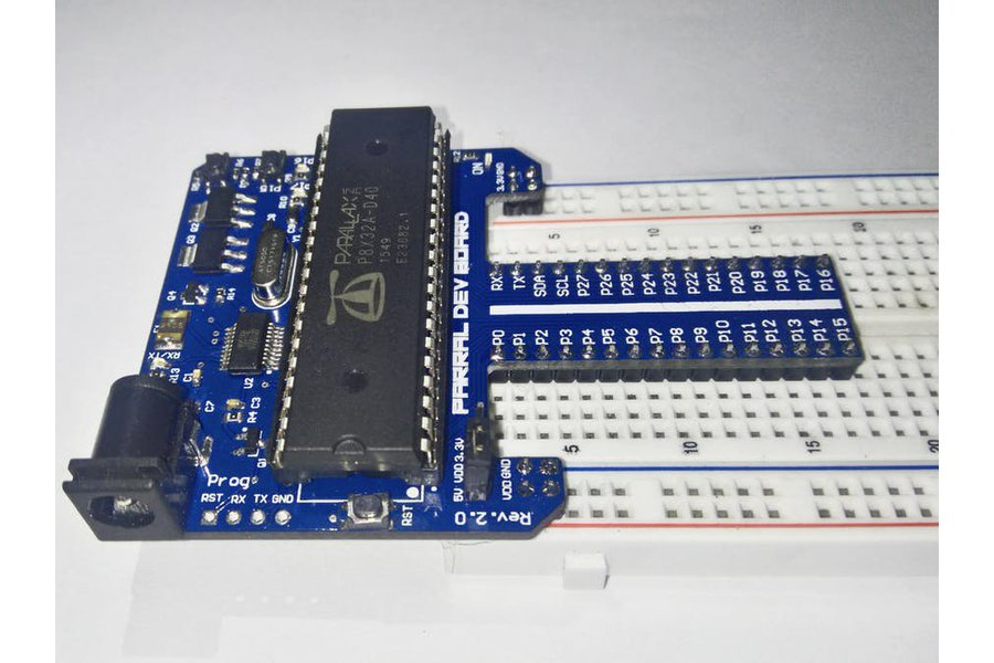 Parral Development Board for Beginners