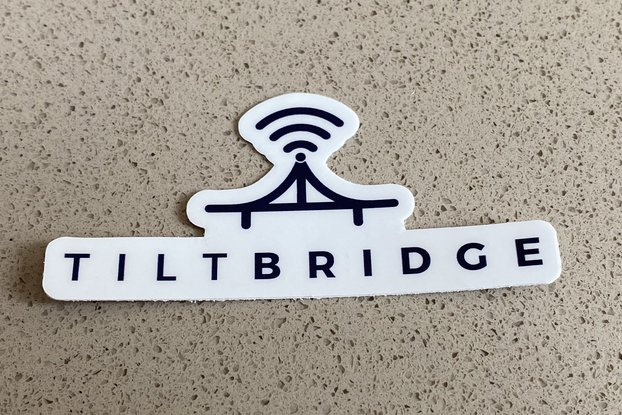 TiltBridge Sticker