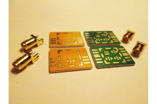 LFCN HFCN Filter Design Kit for Mini-Circuits LTCC