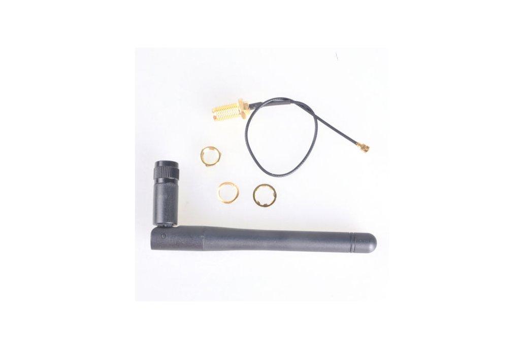 ESP8266 ESP-07 WiFi Module + SMA ANTENNA 2
