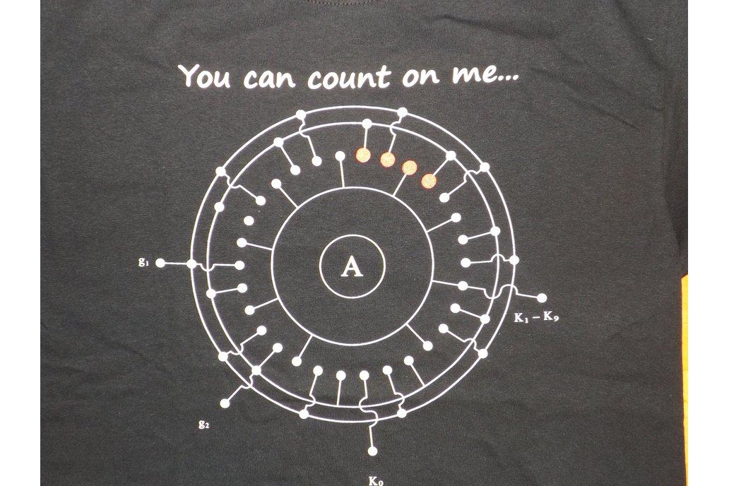 Dekatron T-Shirt  2