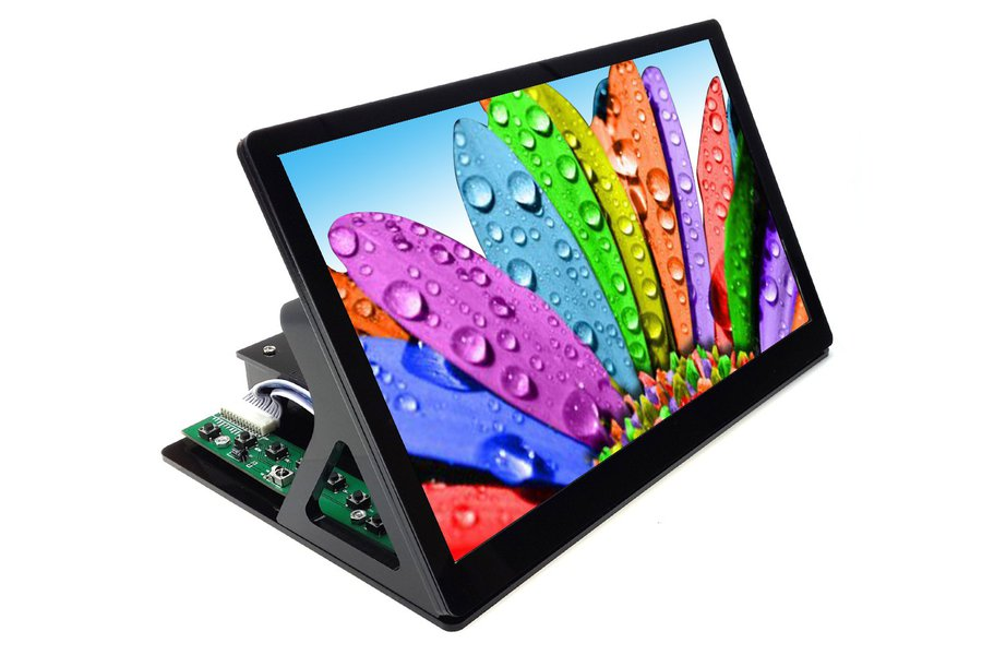 10.6 inch 1080P  10 points Capacitive TouchScreen