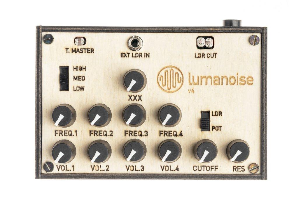 Lumanoise v4 - Trautonium 1