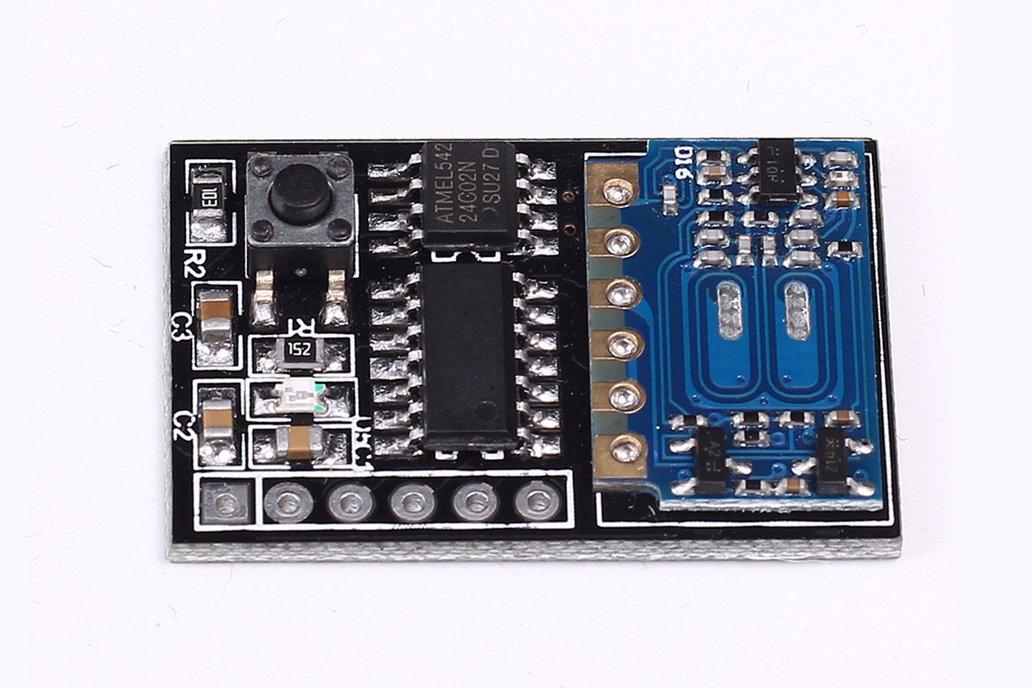 433MHz 4 Channel Wireless Receiver Board (11967) 5